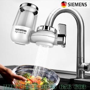 Máy lọc nước tại vòi, Lọc nước đầu vòi SIEMENS công nghệ ĐỨC