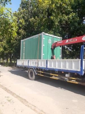 Container lạnh làm kho lạnh bảo quản hàng