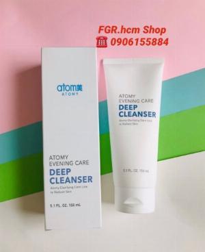Kem tẩy trang Atomy Deep Cleanser