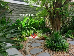 Đá ốp tường sân vườn giá tốt tại tphcm