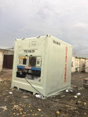 Thùng Container lạnh mini 10feet