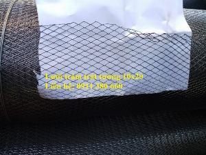 Lưới trám trát tường, lưới hình thoi 6x12, 10x20- dạng cuộn có sẵn