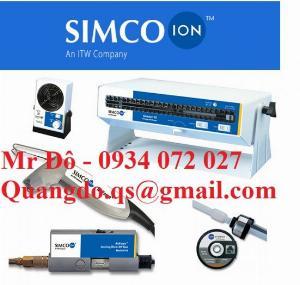 Nhà phân phối Simco-Ion thiết bị kiểm soát tĩnh điện