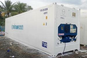 Container lạnh tủ đông loại lớn