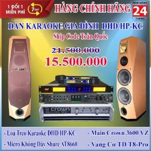 Dàn Karaoke Gia Đình DHD HP-KC - Huynh Phát Audio
