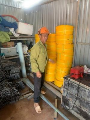 Tấm nhựa 20m-V20-O20-Cản Nước Giá Rẻ Nhất Tiết Kiệm Chi Phí Công Trình 2021