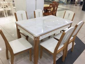 Bộ bàn ăn hiện đại BA02
