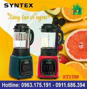 Máy Làm Sữa Hạt Xay Nấu Đa Năng Syntex ST1750