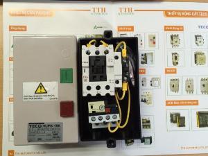 HUEB-11k Khởi động từ hộp TECO - Đại Diện phân phối giá tốt nhất