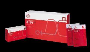Nước hồng sâm dành cho phụ nữ Hwa Ae rak Jin 70mlx30ea
