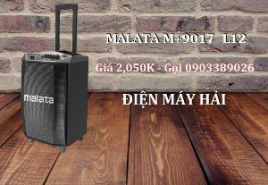 Loa kéo Malata L12 M+9017 chính hãng 100% giá rẻ nhất chỉ có 2,050K