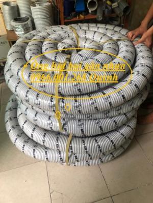 Ống hút bụi gân nhựa , ống gân nhựa xoắn, ống ruột gà phi 150 mm , cuộn dài 30m
