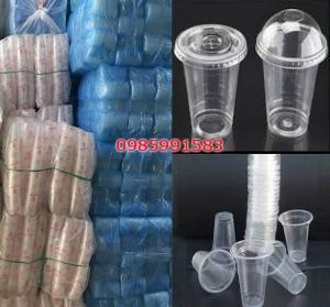 Ly nhựa các loại, ly nhựa gia sỉ