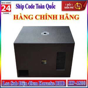 Loa Sub Điện 40cm Karaoke DHD HP-1800 Siêu Trầm - Huynh Phát Audio