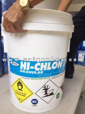 Chlorine Hi Chlon 70% Của Chlorine Nhật