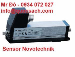 Nhà phân phối cảm biến vị trí quay Novotechnik