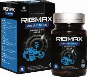 Ribmax tăng cường sức khỏe  s inh l ý phái mạnh
