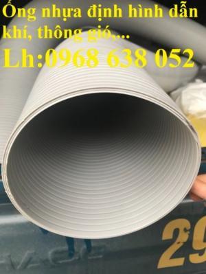 Mua ống nhựa định hình cho máy làm mát không khí, máy điều hòa di động tại Hà Nội