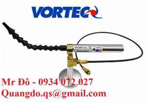 Thiết bị làm lạnh Vortec - giải pháp làm mát các bộ phận kim loại