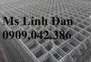 Lưới thép hàn, lưới hàn phi 4, lưới hàn phi 5, lưới hàn đổ sàn