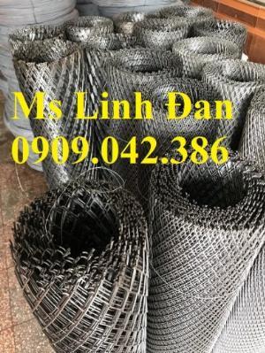 Lưới thép hình thoi có sẵn, lưới thép hình thoi dây 2,3,4 ly