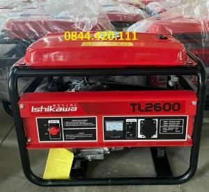 Máy phát điện mini 2.4kw Honda 2600 chính hãng.