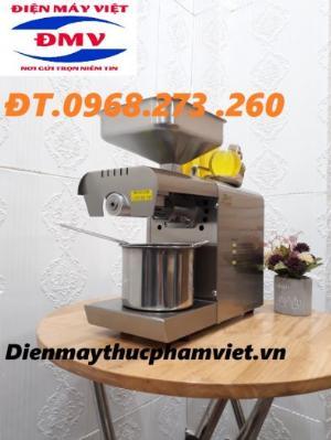 Máy ép dầu thực vật J508 Công Nghệ Đức 3-6kg/h
