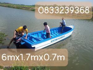 Cano, xuồng 10 người - 15 người, tải trọng 1800kg