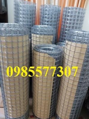 Lưới thép hàn mạ kẽm D3 a50 x 50, D4 a50x50, lưới làm giàn lan,cây cảnh