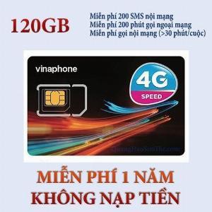 Sim 4G Vinaphone