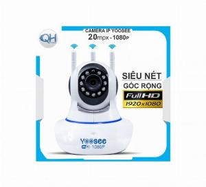 Camera Yoosee 2.0 Có Cổng LAN