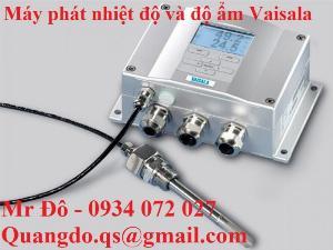 Nhà phân phối bộ truyền khí Vaisala chính hãng tại Việt Nam