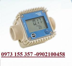 Lưu lượng kế xăng dầu k24,Đồng hồ đo dầu K24,đồng hồ đo lưu lượng điện tử k24