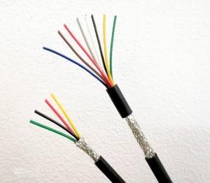 Cáp tín hiệu 2x0.22, 4x0.22, 6x0.22, 8x0.22 thương hiệu Altek Kabel