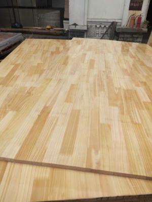 Ván ghép thanh 12mm gỗ cao su đẹp cho nội thất