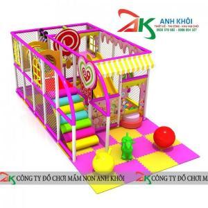 Sản xuất nhập khẩu trực tiếp khu vui chơi trẻ em
