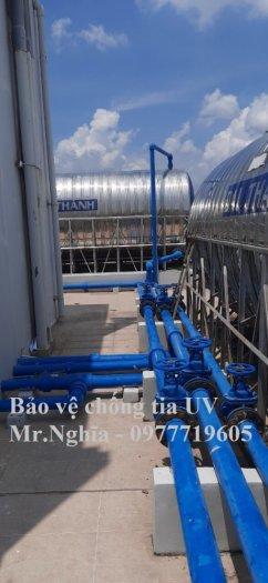 Premseal bảo vệ chống tia UV cho ống PPR, HDPE, uPVC.