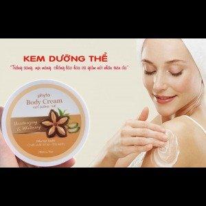 Dưỡng thể Phyto Body Cream - Giảm thâm nám