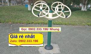 Cung cấp dụng cụ tập thể dục ở công viên