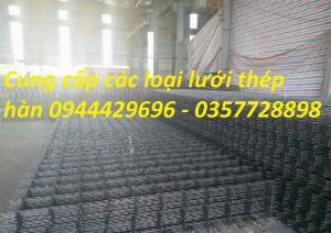 Lưới thép hàn D6 a 300