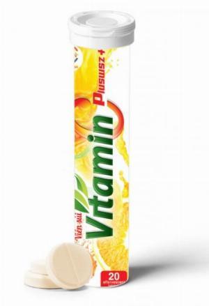 Vitamin C PLUSWSZ+ Tăng cường hệ miên dịch.