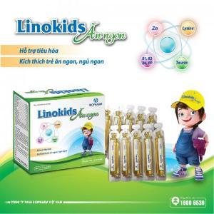 Linokids Ăn Ngon Hỗ trợ phục hồi cơ thể trong trường hợp cơ thể bị suy nhược, mệt mỏi, kiệt sức.