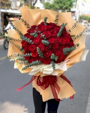 Bó hoa hồng đỏ tặng người yêu - LDNK99
