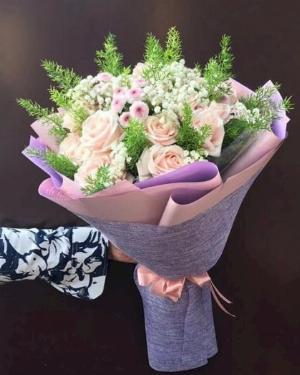 Bó hoa tặng cô giáo nhân ngày Nhà giáo Việt Nam 20/11 - LDNK117