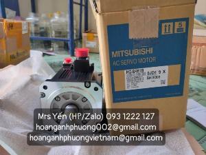 Servo Motor _ Động cơ HG-SR81B   MITSUBISHI   Cty Hoàng Anh Phương