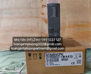 PLC CPU Q13UDVCPU   Mitsubishi   Hàng nhập khẩu trực tiếp chính hãng