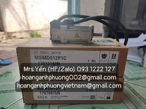 Động cơ MSMD012P1C   Panasonic   Hàng nhập khẩu chính hãng  HAP