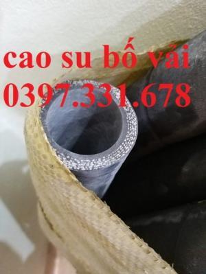 Chuyên sản xuất ống cao su bố vải phi 76 giá sỉ tại Hà Nội