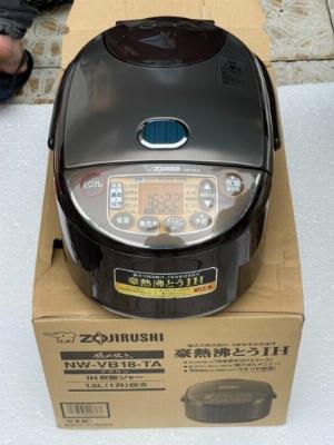 Nồi cơm điện cao tần Zojirushi NW-VB18 1.8LIT made in Japan điện 100v