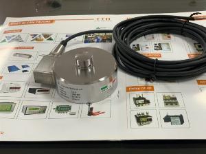 Loadcell trụ nén CC3 sản xuất tại Pavone - Italy. Nhập khẩu bởi Cty TNHH tự động hóa TTH Việt Nam : 0915322692